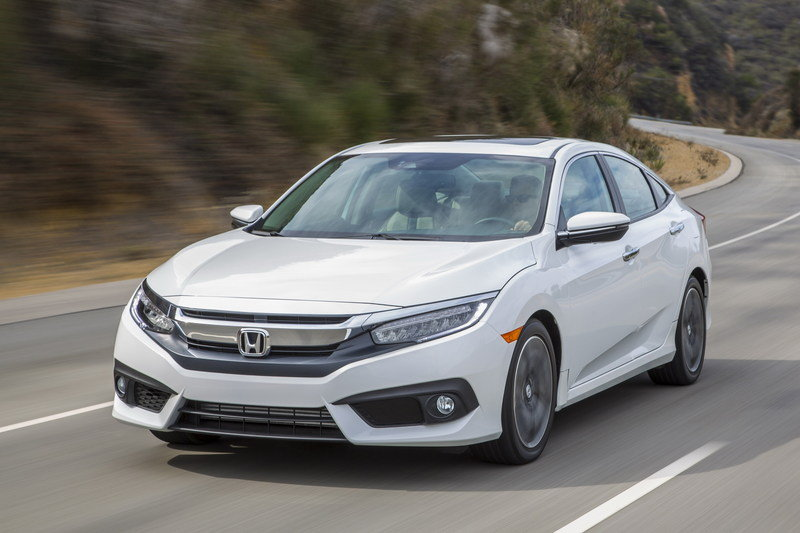 2016 Honda Civic High Resolution Exterior - image 651152