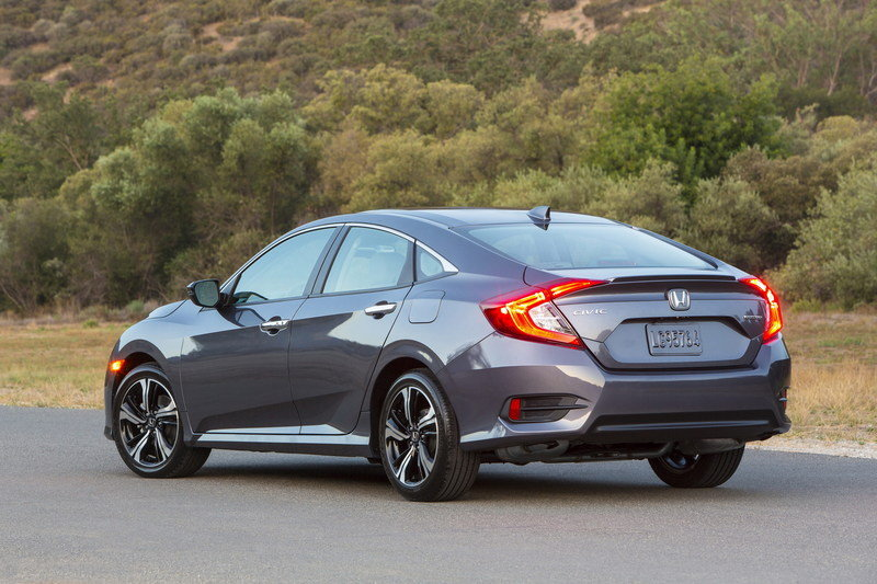 2016 Honda Civic High Resolution Exterior - image 651036