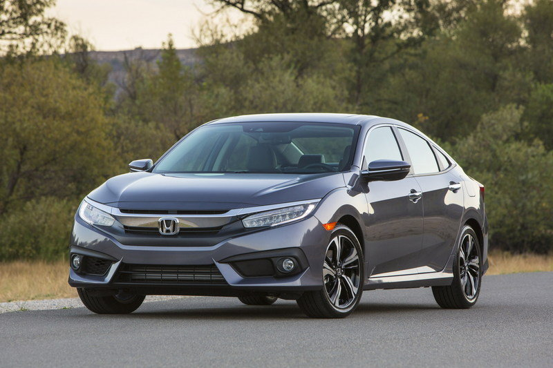 2016 Honda Civic High Resolution Exterior - image 651046