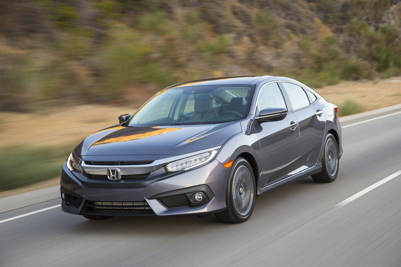 2016 Honda Civic High Resolution Exterior - image 651061