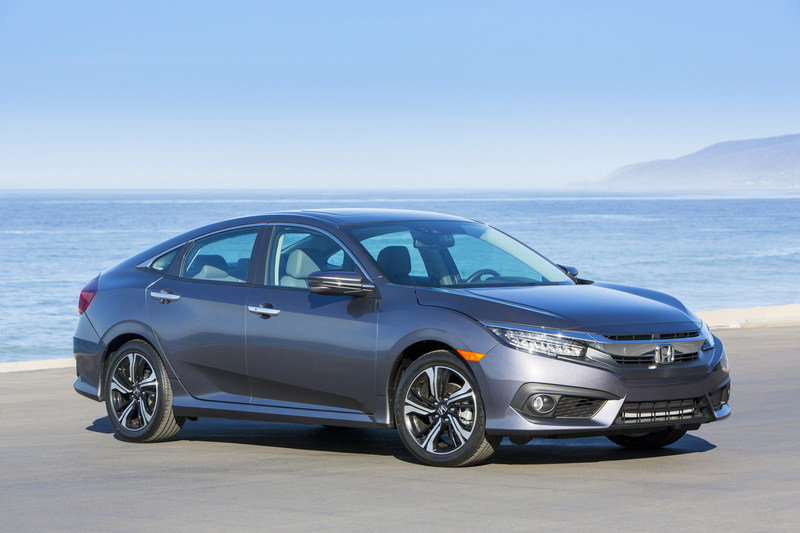 2016 Honda Civic High Resolution Exterior - image 651062