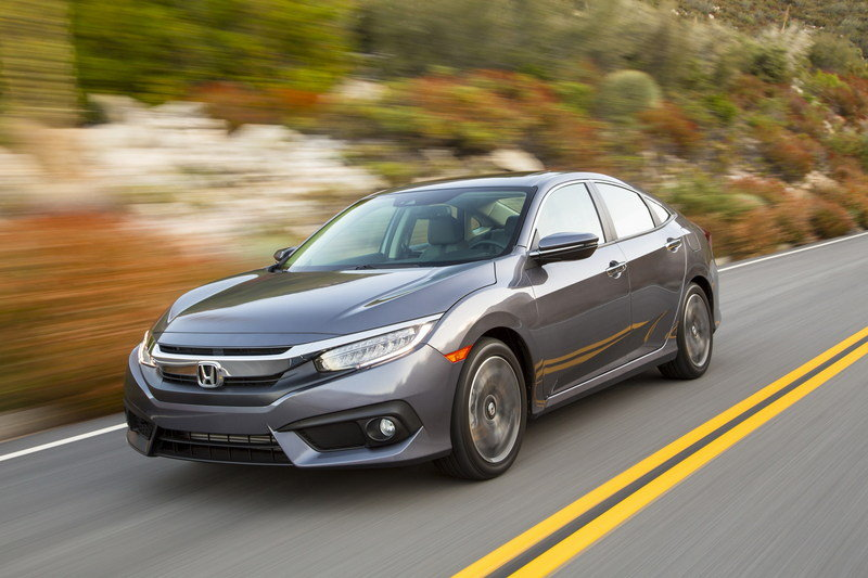 2016 Honda Civic High Resolution Exterior - image 651097