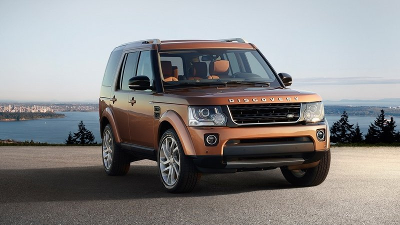 2016 Land Rover Discovery Landmark