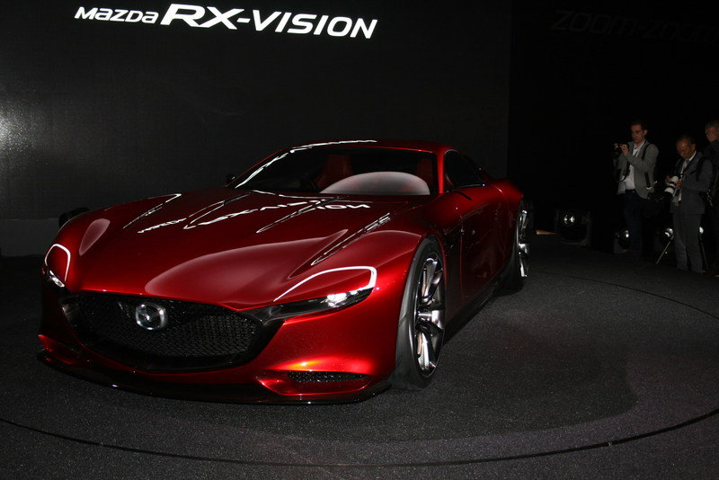 Patent Hints at New Mazda RX-9, But Don't Hold Your Breath