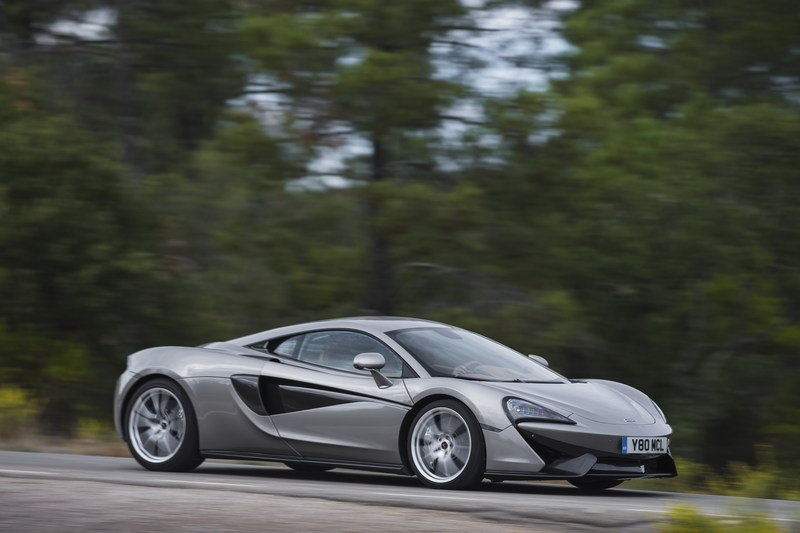 2016 McLaren 570S Coupe High Resolution Exterior - image 651401