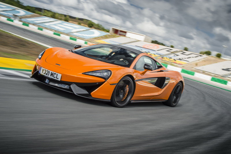 2016 McLaren 570S Coupe High Resolution Exterior - image 651521