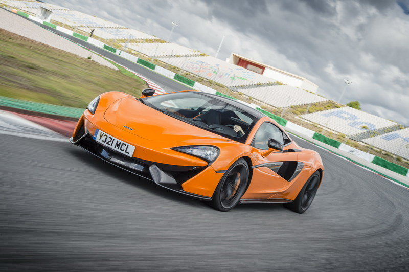 McLaren Posts Record-Setting Sales Numbers In 2015