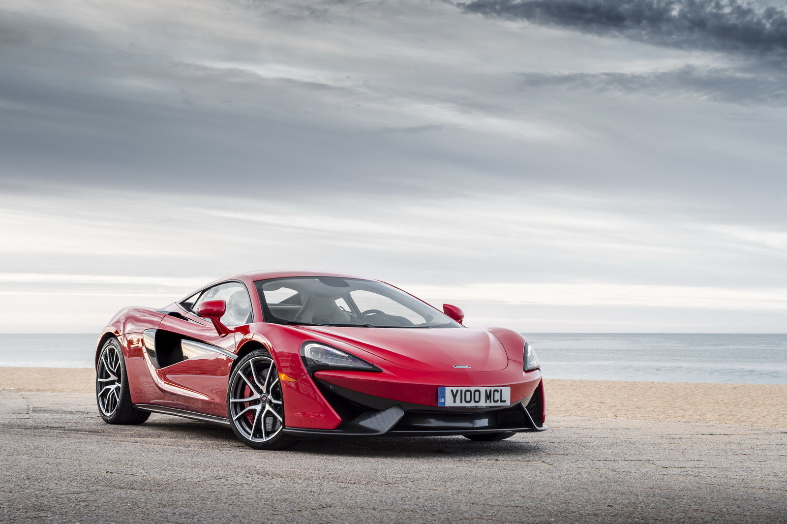 2016 Mclaren 570s Coupe Picture 651824 Car Review