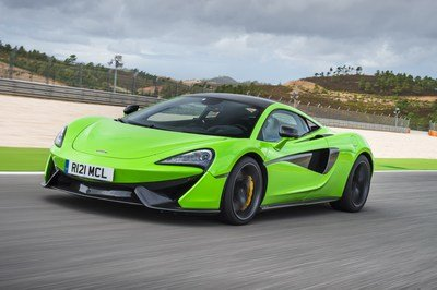2016 McLaren 570S Coupe - image 651280