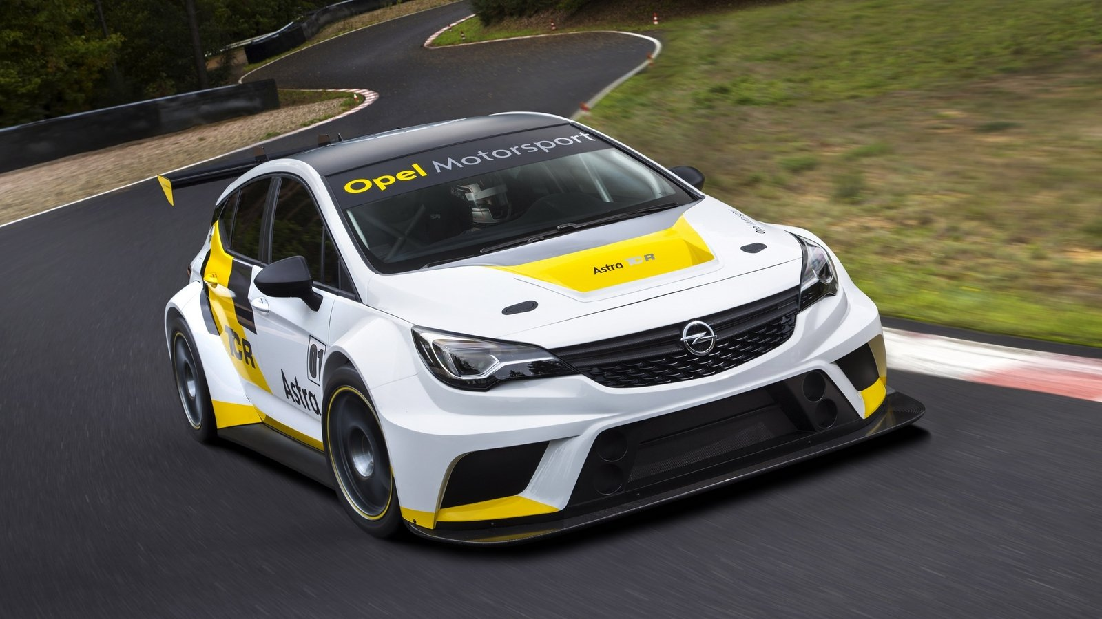 1998 2006 opel astra van truck review top speed - 2016 Opel Astra Tcr