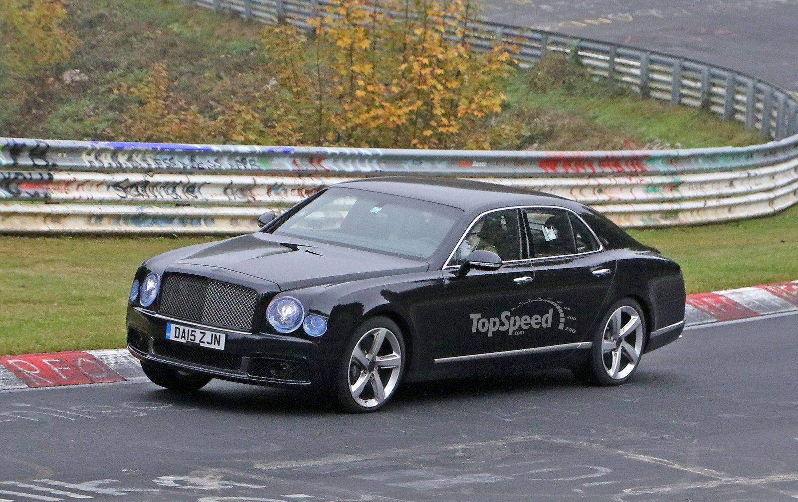2017 Bentley Mulsanne - Picture 651674 | car review @ Top Speed