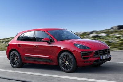 Wallpaper of the Day: 2017 Porsche Macan GTS - image 653273