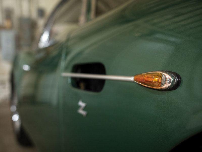 1962 Aston Martin DB4GT By Zagato