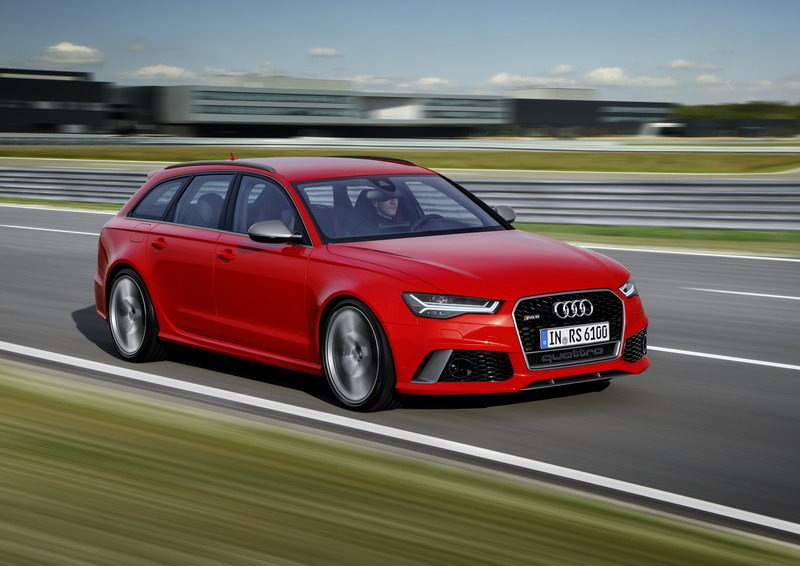 2016 Audi RS6 Avant Performance High Resolution Exterior Wallpaper quality - image 652325