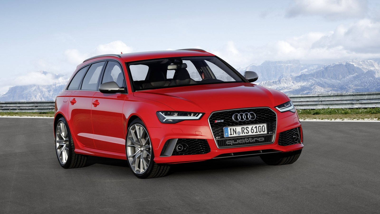 2016 audi rs6 avant performance review top speed. Black Bedroom Furniture Sets. Home Design Ideas