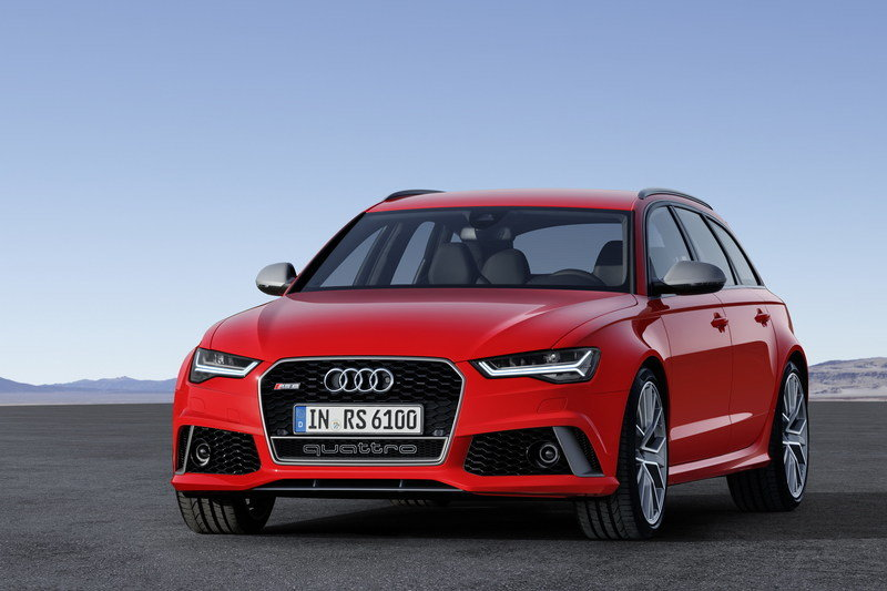2016 Audi RS6 Avant Performance High Resolution Exterior - image 652321