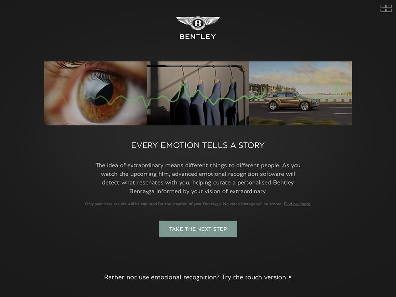 Bentley Launches Inspirator App - image 652030