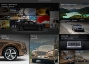Bentley Launches Inspirator App - image 652033