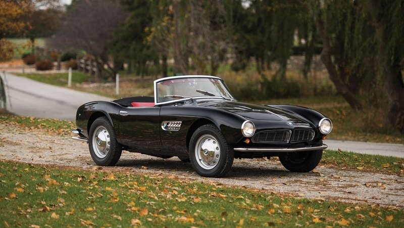 1959 BMW 507 Roadster Series II