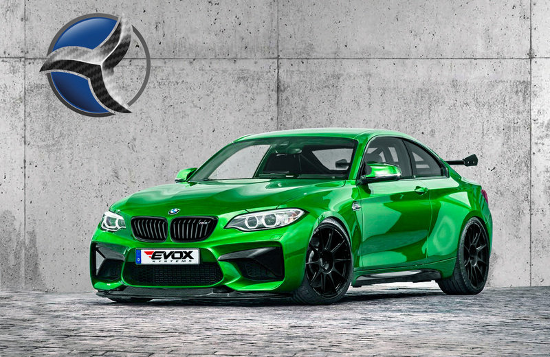 2016 BMW M2 By Alpha-N Performance High Resolution Exterior - image 652233
