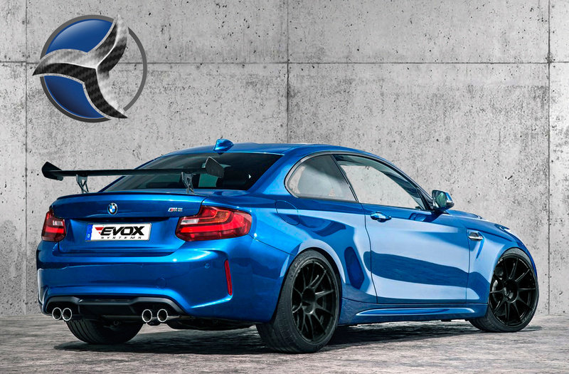 2016 BMW M2 By Alpha-N Performance High Resolution Exterior - image 652234