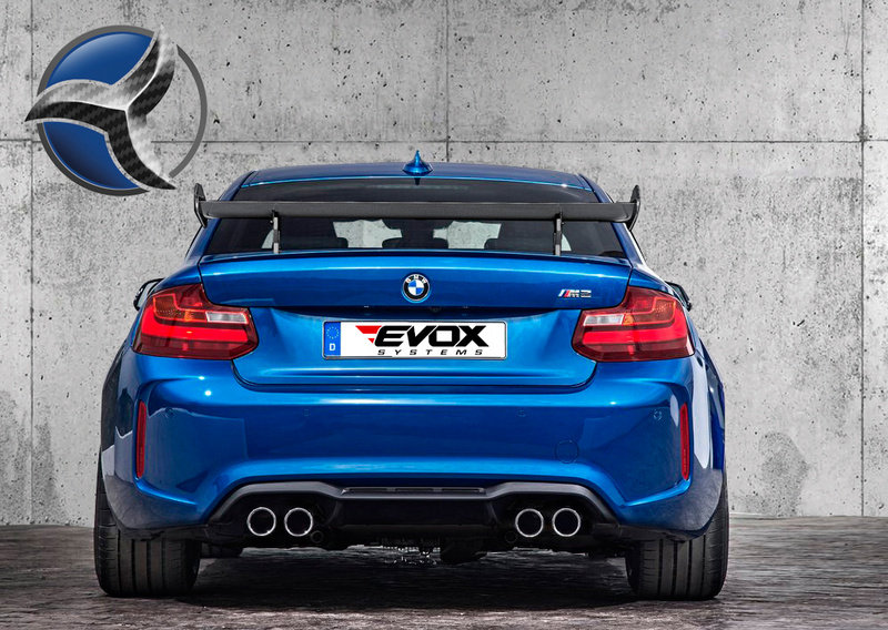 2016 BMW M2 By Alpha-N Performance High Resolution Exterior - image 652235