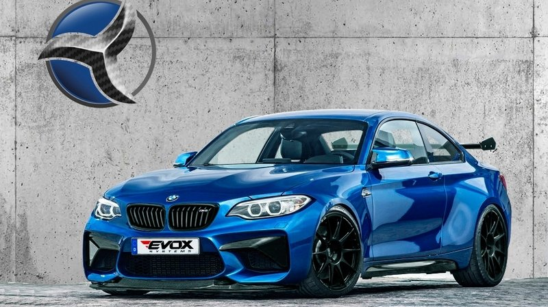 2016 BMW M2 By Alpha-N Performance High Resolution Exterior - image 652238