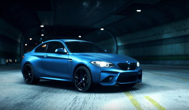 BMW M2 Stars In New Need For Speed Trailer: Video