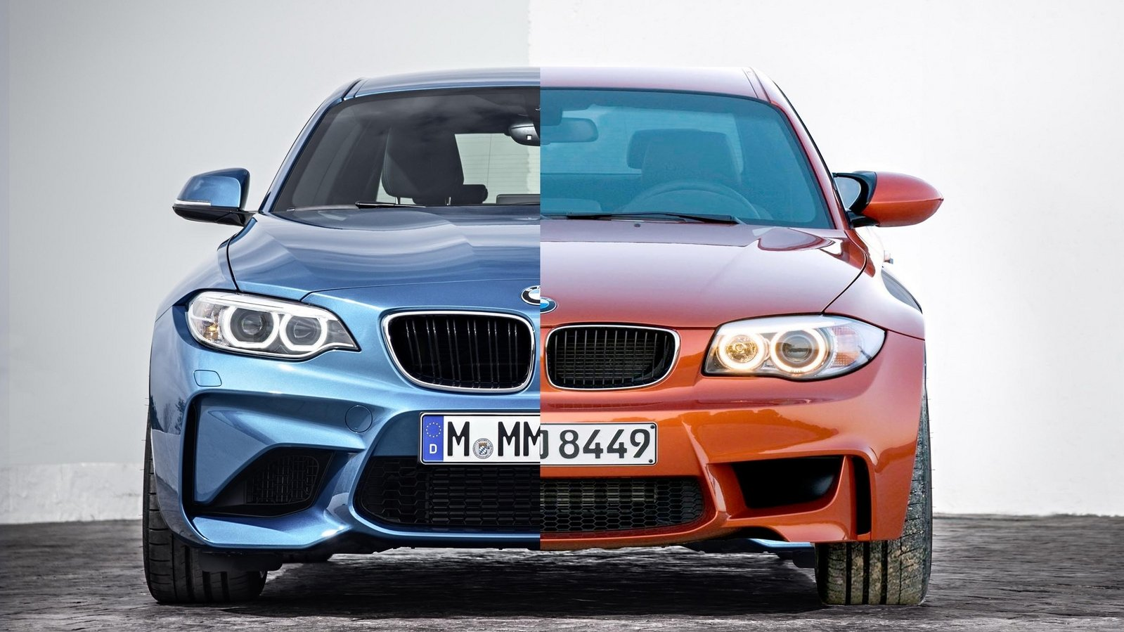 Bmw M2 Vs 1m Coupe Top Speed