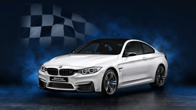 2015 BMW M4 Coupe M Performance Edition