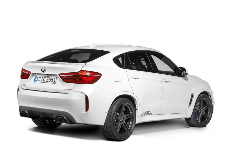 2016 BMW X6 M by AC Schnitzer High Resolution Exterior - image 651700
