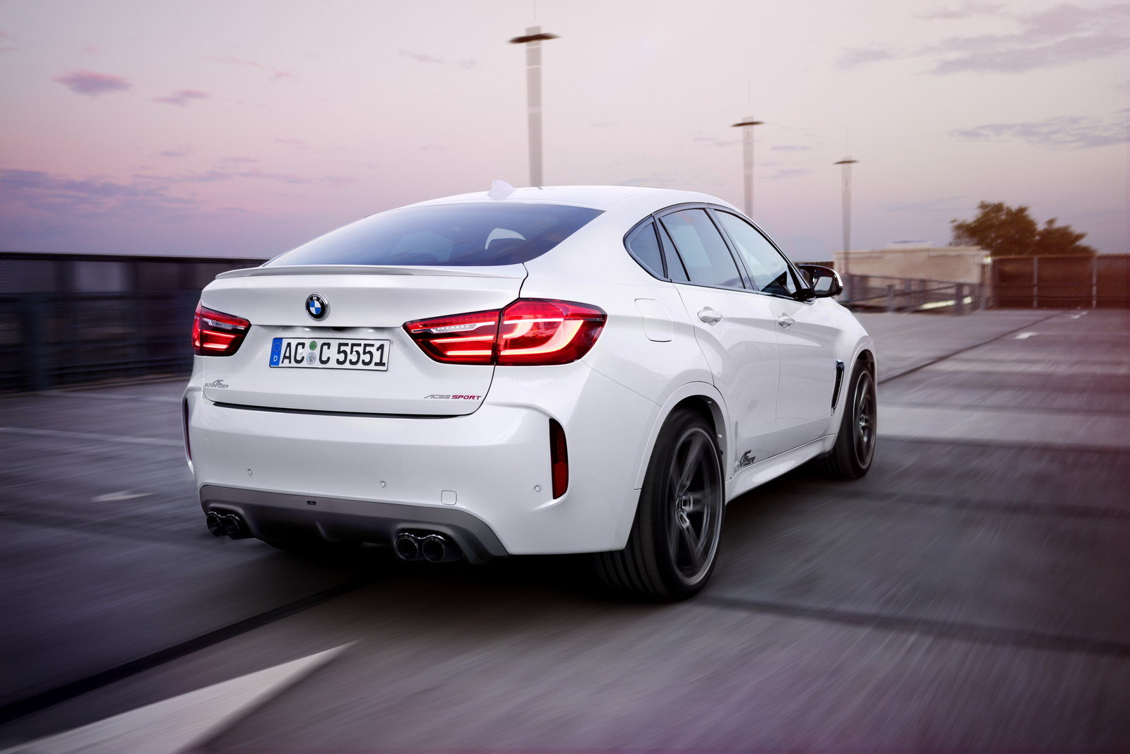 2016 Bmw X6 M By Ac Schnitzer Picture 651702 Car Review Top Speed