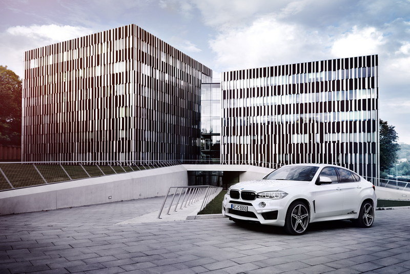 2016 BMW X6 M by AC Schnitzer High Resolution Exterior - image 651705