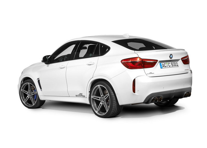 2016 BMW X6 M by AC Schnitzer High Resolution Exterior - image 651693