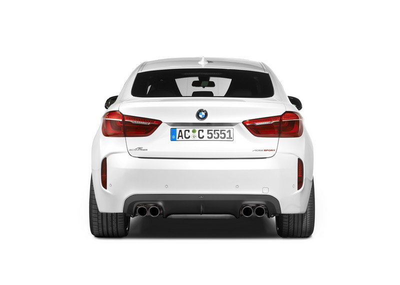 2016 BMW X6 M by AC Schnitzer High Resolution Exterior - image 651694