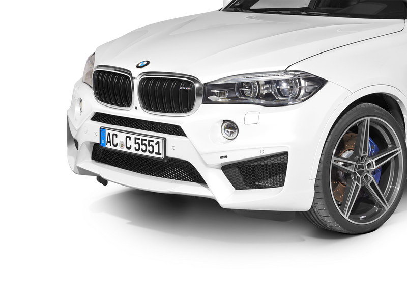 2016 BMW X6 M by AC Schnitzer High Resolution Exterior - image 651697