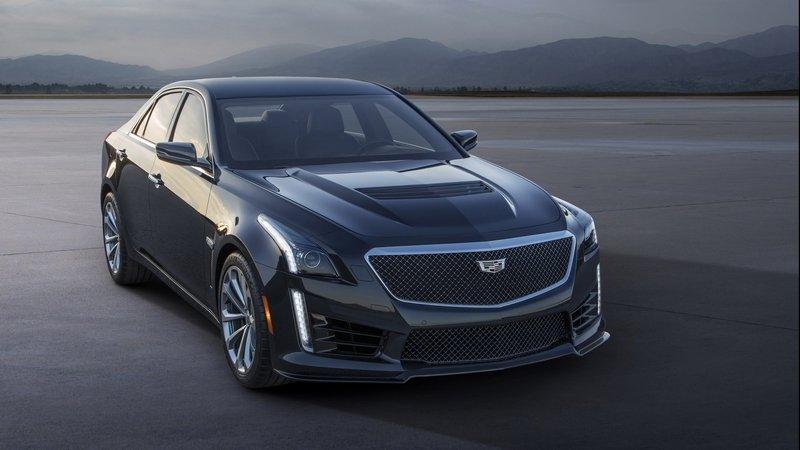Cadillac Wants Even More Powerful CTS-V