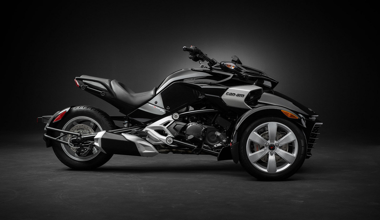2016 2017 Can Am Spyder F3 Picture 649195 Motorcycle