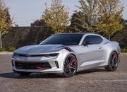 2016 Chevrolet Camaro Red Line Series Concept - image 652257