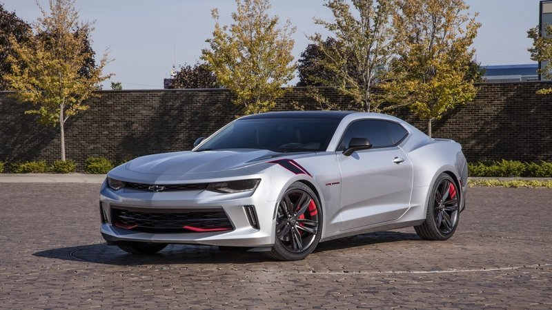 Chevy Booth in Chicago to be Filled With Special Edition Models