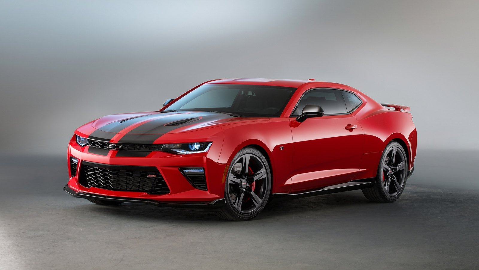 2016 Chevrolet Camaro Ss Black Accent Package Concept Top