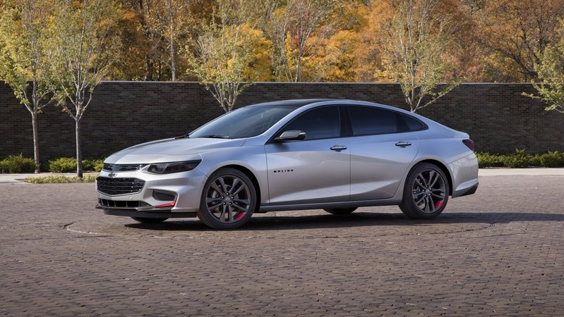 2016 Chevrolet Malibu Red Line Series Concept