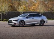 2016 Chevrolet Malibu Red Line Series Concept - image 652343
