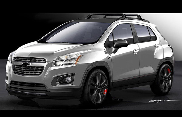 2016 Chevrolet Trax Red Line Series Concept | car review ...