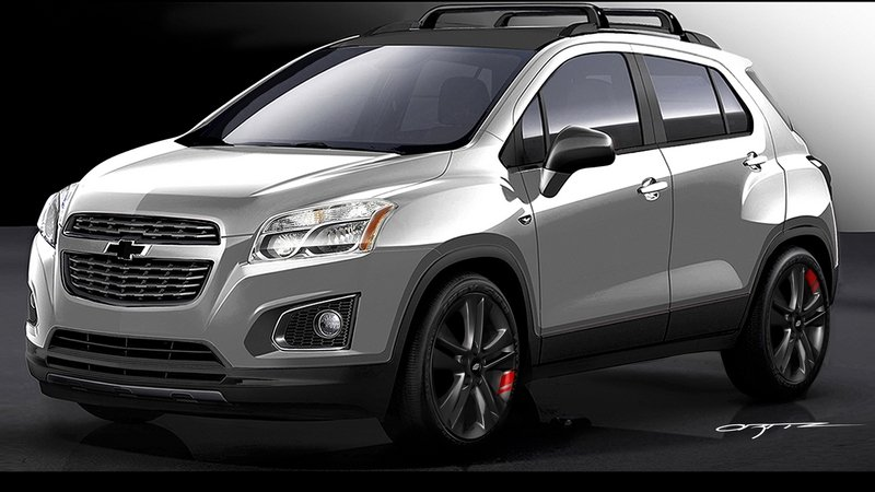 Chevrolet Trax Reviews, Specs & Prices - Top Speed
