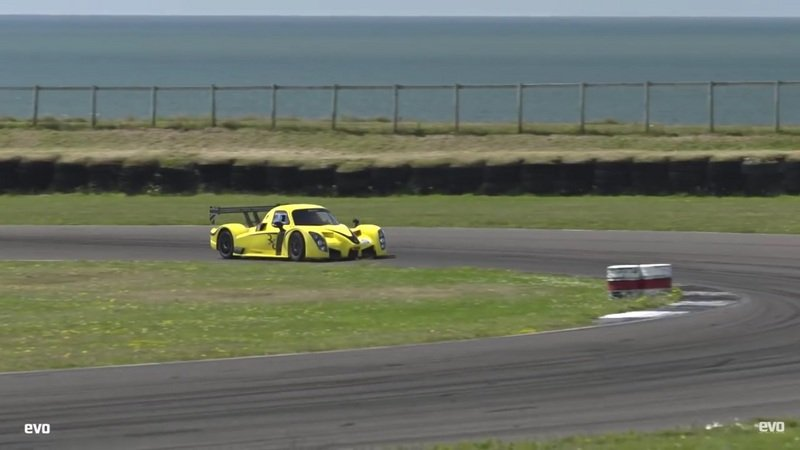 Is The Radical RXC Turbo 500 Faster Than The McLaren P1: Video
