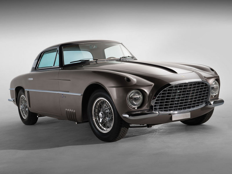 1953 Ferrari 250 Europa Coupe by Vignale High Resolution Exterior - image 650324