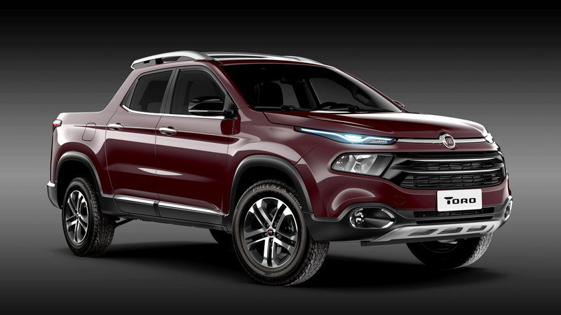 FCA Design Boss Says Fiat Toro Not Coming to U.S.