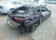 Fire-Totaled BMW i8 For Sale On Craigslist - image 649132