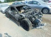 Fire-Totaled BMW i8 For Sale On Craigslist - image 649133